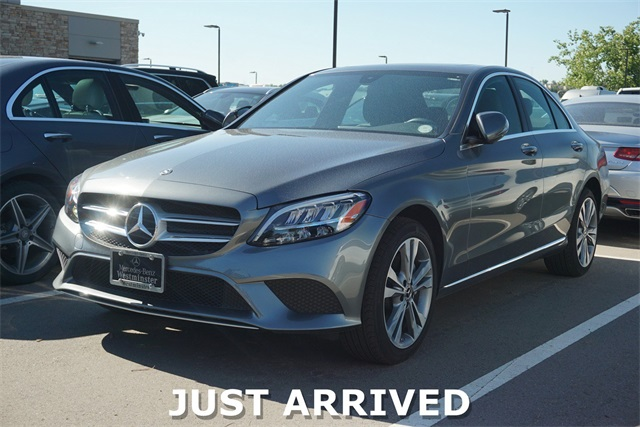 Mercedes Benz Westminster >> Certified Pre Owned 2019 Mercedes Benz C 300 4matic Sedan