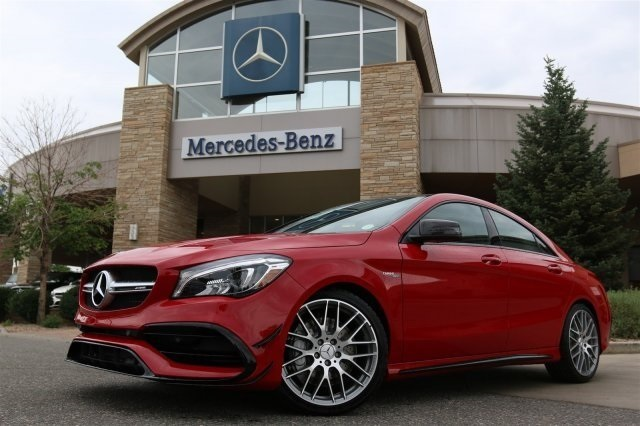 Pre Owned 2018 Mercedes Benz CLA CLA 45 AMG®
