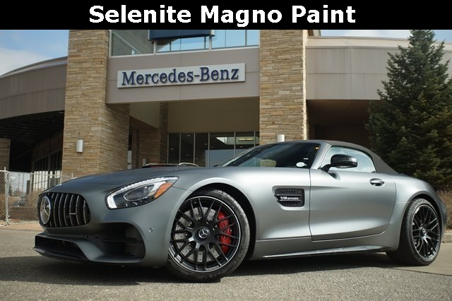 Pre Owned 2018 Mercedes Benz AMG® GT C